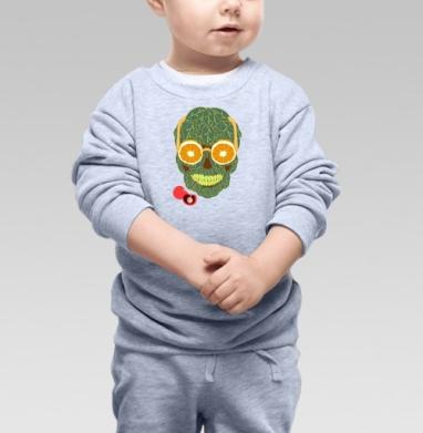 Life is beautiful - Купить детские свитшоты с фруктами в Москве, цена детских свитшотов с фруктами  с прикольными принтами - магазин дизайнерской одежды MaryJane