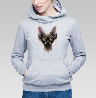 Коша - Купить детские толстовки с кошками в Москве, цена детских толстовок с кошками  с прикольными принтами - магазин дизайнерской одежды MaryJane