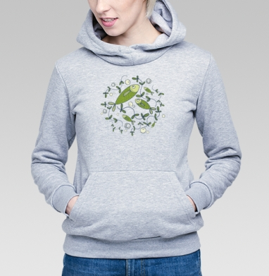 Рыбоньки - Купить детские толстовки с рыбой в Москве, цена детских толстовок с рыбой  с прикольными принтами - магазин дизайнерской одежды MaryJane