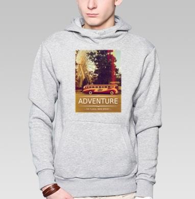 Adventure - Американские толстовки