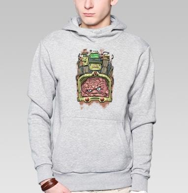 Даже не знаю... - Купить мужские толстовки Ниндзя в Москве, цена мужских  Ниндзя  с прикольными принтами - магазин дизайнерской одежды MaryJane