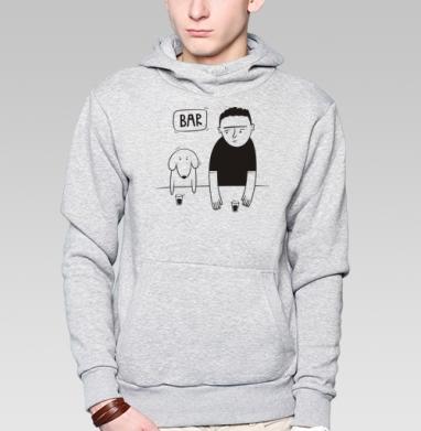 Dog  - Купить мужские толстовки Ниндзя в Москве, цена мужских  Ниндзя  с прикольными принтами - магазин дизайнерской одежды MaryJane