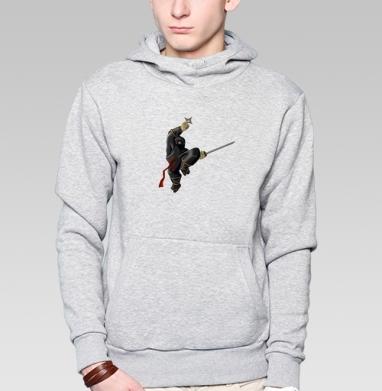 NINJA - Купить мужские толстовки Ниндзя в Москве, цена мужских  Ниндзя  с прикольными принтами - магазин дизайнерской одежды MaryJane