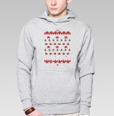 Space invaders a la rus - Cвитшот star wars купить в москве
