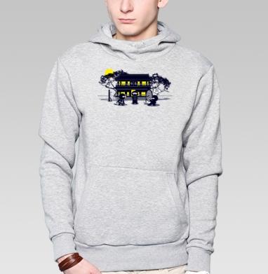 Вечная весна - Купить мужские толстовки Ниндзя в Москве, цена мужских  Ниндзя  с прикольными принтами - магазин дизайнерской одежды MaryJane
