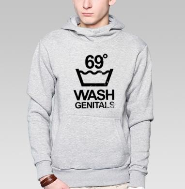 WASH GENITALS 69 - Интернет магазин толстовок