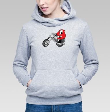 BIKEdeath - Купить детские толстовки с мотоциклами в Москве, цена детских толстовок с мотоциклами  с прикольными принтами - магазин дизайнерской одежды MaryJane