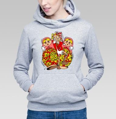 Буратино - Купить детские толстовки парные в Москве, цена детских толстовок парных  с прикольными принтами - магазин дизайнерской одежды MaryJane