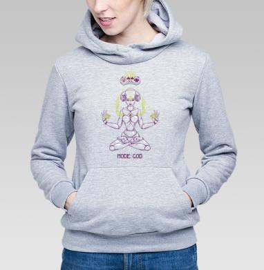 Cyborg - Купить детские толстовки с играми в Москве, цена детских толстовок с играми  с прикольными принтами - магазин дизайнерской одежды MaryJane