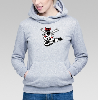 El Pistolero - Купить детские толстовки с оружием в Москве, цена детских толстовок с оружием  с прикольными принтами - магазин дизайнерской одежды MaryJane