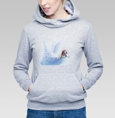 Ёлочкой - Купить детские толстовки с подарком в Москве, цена детских толстовок с подарками  с прикольными принтами - магазин дизайнерской одежды MaryJane