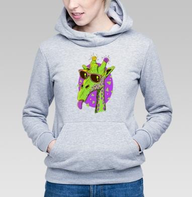 Жирафео - Купить детские толстовки хипстерские в Москве, цена детских толстовок хипстерских  с прикольными принтами - магазин дизайнерской одежды MaryJane