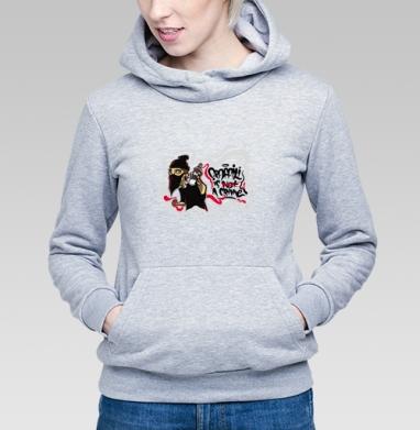 Graffiti is a crime - Купить детские толстовки с геометрическим рисунком в Москве, цена детских  с геометрическим рисунком  с прикольными принтами - магазин дизайнерской одежды MaryJane