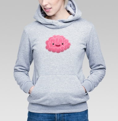 Happy_brain - Купить детские толстовки со смайлами в Москве, цена детских толстовок со смайлами с прикольными принтами - магазин дизайнерской одежды MaryJane