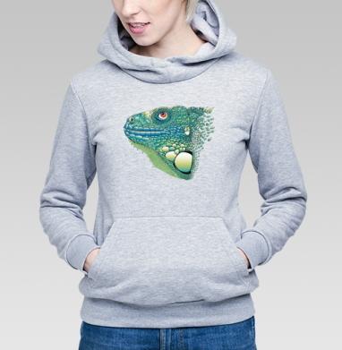 Iguana - Купить детские толстовки с графикой в Москве, цена детских толстовок с графикой  с прикольными принтами - магазин дизайнерской одежды MaryJane