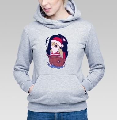 Капитан Джек Мороз - Купить детские толстовки военные в Москве, цена детских толстовок военных с прикольными принтами - магазин дизайнерской одежды MaryJane