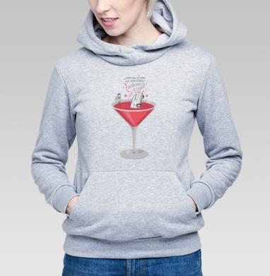 Коктейль - Купить детские толстовки алкоголь в Москве, цена детских толстовок с алкоголем с прикольными принтами - магазин дизайнерской одежды MaryJane