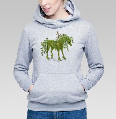 Konik - Купить детские толстовки с деревьями в Москве, цена детских толстовок с деревьями  с прикольными принтами - магазин дизайнерской одежды MaryJane
