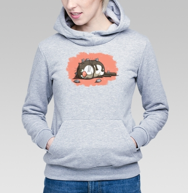 Кот-обормот - Купить детские толстовки с любовью в Москве, цена детских толстовок с любовью  с прикольными принтами - магазин дизайнерской одежды MaryJane