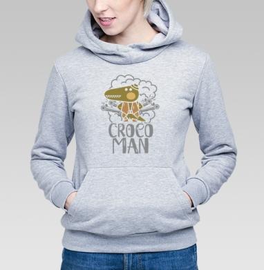 Крокодил - Купить детские толстовки с оружием в Москве, цена детских  с оружием  с прикольными принтами - магазин дизайнерской одежды MaryJane