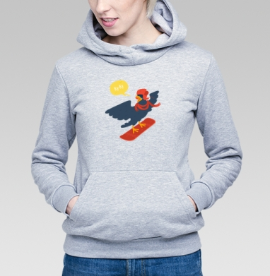 Кукушка поехала - Купить детские толстовки спортивные в Москве, цена детских  спортивных  с прикольными принтами - магазин дизайнерской одежды MaryJane