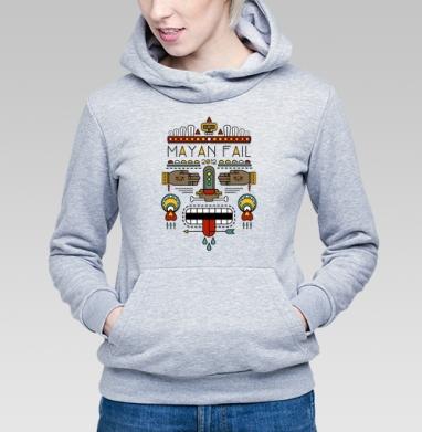 Mayan Fail - Купить детские толстовки с индейцами в Москве, цена детских толстовок с индейцами  с прикольными принтами - магазин дизайнерской одежды MaryJane