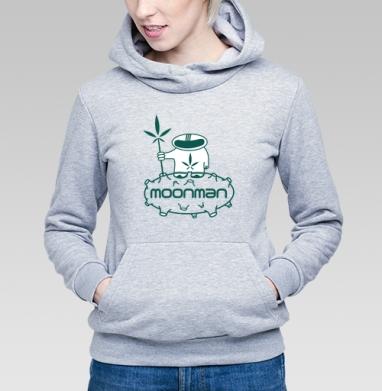 Moonman - Купить детские толстовки с космосом в Москве, цена детских толстовок с космосом  с прикольными принтами - магазин дизайнерской одежды MaryJane