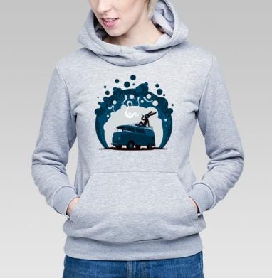 Night Scene '11 - Купить детские толстовки с дымом в Москве, цена детских толстовок с дымом  с прикольными принтами - магазин дизайнерской одежды MaryJane