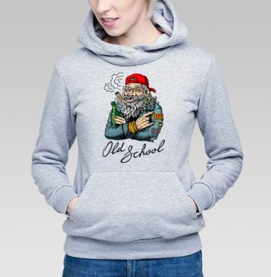 Old School - Купить детские толстовки с бородой в Москве, цена детских толстовок с бородой  с прикольными принтами - магазин дизайнерской одежды MaryJane