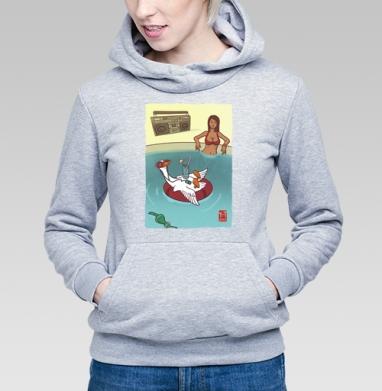 Правильный отдых - Купить детские толстовки морские  в Москве, цена детских  морских   с прикольными принтами - магазин дизайнерской одежды MaryJane