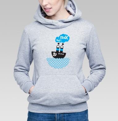 Пых пых - Купить детские толстовки морские  в Москве, цена детских  морских   с прикольными принтами - магазин дизайнерской одежды MaryJane