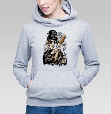 Rock Man - Купить детские толстовки музыка в Москве, цена детских толстовок музыкальных  с прикольными принтами - магазин дизайнерской одежды MaryJane