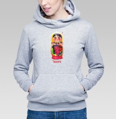Roots - Купить детские толстовки с символами в Москве, цена детских толстовок с символом с прикольными принтами - магазин дизайнерской одежды MaryJane