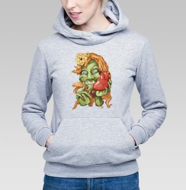 Сердцежуйка - Купить детские толстовки романтика в Москве, цена детских толстовок романтических  с прикольными принтами - магазин дизайнерской одежды MaryJane
