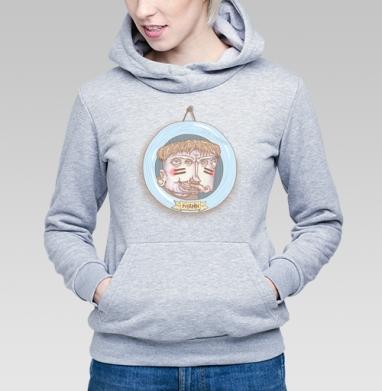 Shawn Cellulose - Купить детские толстовки с лицом в Москве, цена детских толстовок с лицом  с прикольными принтами - магазин дизайнерской одежды MaryJane