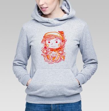 Сказочная осень - Купить детские толстовки осень в Москве, цена детских толстовок осенних  с прикольными принтами - магазин дизайнерской одежды MaryJane