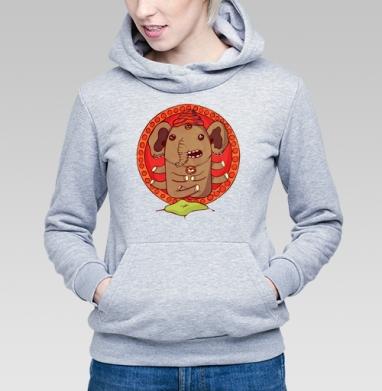 Слон Шива - Купить детские толстовки абстрактные в Москве, цена детских толстовок абстрактных  с прикольными принтами - магазин дизайнерской одежды MaryJane