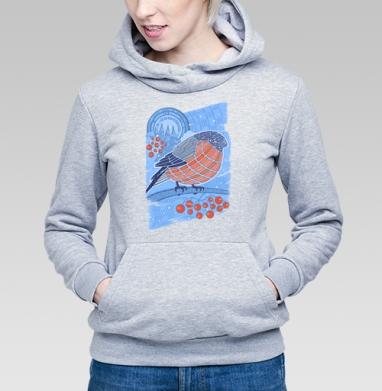 Снегирь - Купить детские толстовки абстрактные в Москве, цена детских толстовок абстрактных  с прикольными принтами - магазин дизайнерской одежды MaryJane