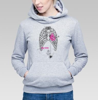 True love - Купить детские толстовки романтика в Москве, цена детских толстовок романтических  с прикольными принтами - магазин дизайнерской одежды MaryJane
