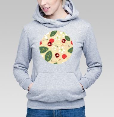 Вишневый сад - Купить детские толстовки с роами в Москве, цена детских толстовок с розой с прикольными принтами - магазин дизайнерской одежды MaryJane