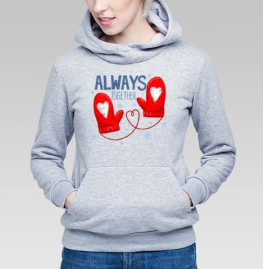 WARM - Купить детские толстовки парные в Москве, цена детских  парных  с прикольными принтами - магазин дизайнерской одежды MaryJane