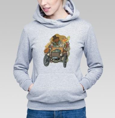 Хорошая компания - Купить детские толстовки с автомобилями в Москве, цена детских  с автомобилями  с прикольными принтами - магазин дизайнерской одежды MaryJane