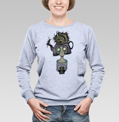 Чайнутая - Купить детские свитшоты с персонажами в Москве, цена детских свитшотов с персонажами  с прикольными принтами - магазин дизайнерской одежды MaryJane
