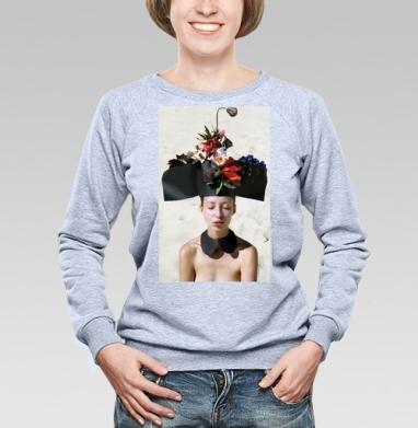 Цветочница - Купить детские свитшоты красивые в Москве, цена детских свитшотов красивых  с прикольными принтами - магазин дизайнерской одежды MaryJane