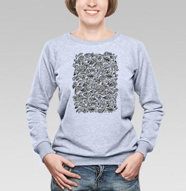 Дудлики  - Купить детские свитшоты абстрактные в Москве, цена детских свитшотов абстрактных  с прикольными принтами - магазин дизайнерской одежды MaryJane