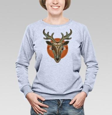 Олешка - Купить детские свитшоты этно в Москве, цена детских свитшотов этно  с прикольными принтами - магазин дизайнерской одежды MaryJane