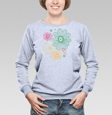 Полоса лета - Купить детские свитшоты абстрактные в Москве, цена детских свитшотов абстрактных  с прикольными принтами - магазин дизайнерской одежды MaryJane