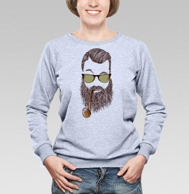 Верьте мне, у меня есть борода  - Купить детские свитшоты хипстерские в Москве, цена детских свитшотов хипстерских  с прикольными принтами - магазин дизайнерской одежды MaryJane