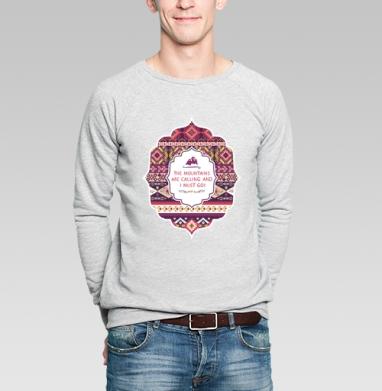 Навахо бесшовные красочный племенной узор - Купить мужские свитшоты абстрактные в Москве, цена мужских свитшотов абстрактных  с прикольными принтами - магазин дизайнерской одежды MaryJane