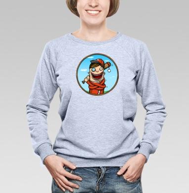 Baseball - Купить детские свитшоты спортивные в Москве, цена детских свитшотов спортивных  с прикольными принтами - магазин дизайнерской одежды MaryJane
